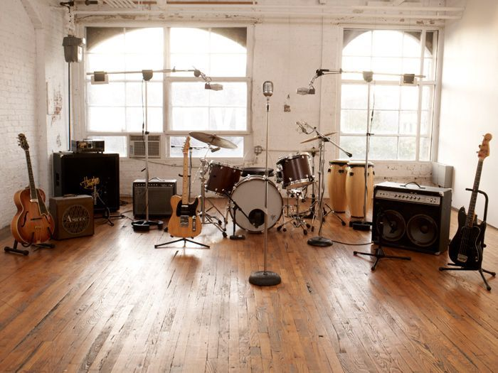 Music Loft Music Studio Room Home Music Rooms Music Room Decor
