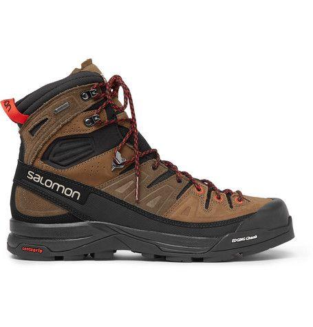 Salomon Femme X Alp Cuir GTX Boot
