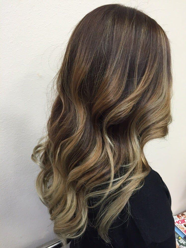 74 Babylights Brown Hair Treatment Fashion Balayage Hair