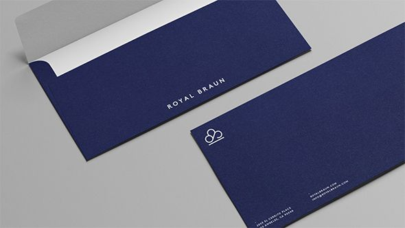 Picture of 3 designed by DIA for the project Royal Braun. Published on the Visual Journal in date 23 May 2014
