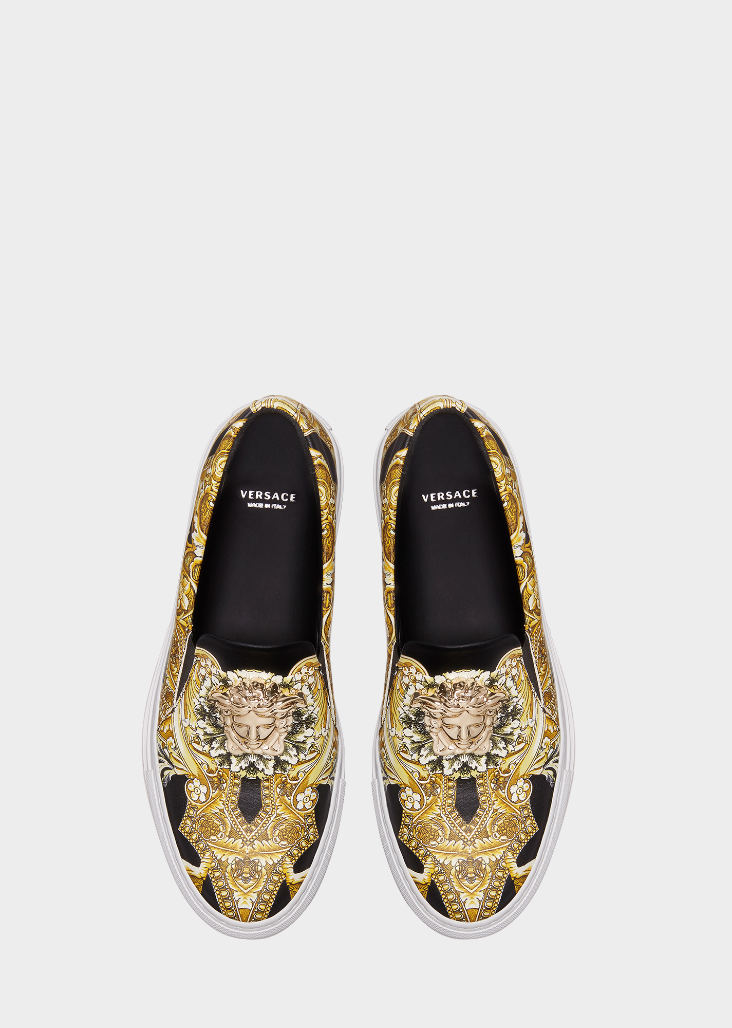 Barocco Istante Slip-On Sneakers