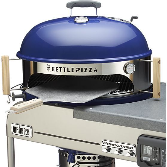 KettlePizza: Pizza Oven for Charcoal Grill — KettlePizza