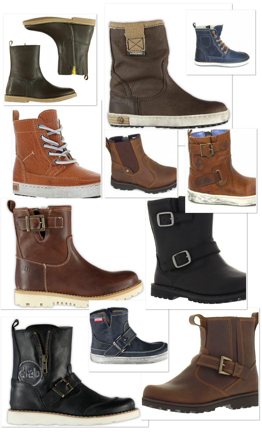 Cool Boots For The Boys Kinderlaarzen Jongens Schoenen Jongensmode