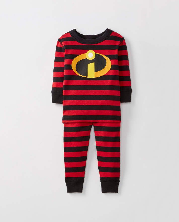 d182da534c DisneyPixar Incredibles 2 Long John Pajamas In Organic Cotton   FI Hohenstein ensure