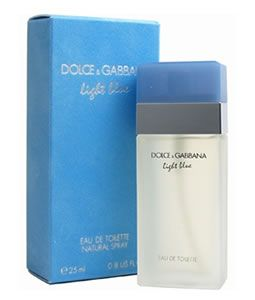 DOLCE & GABBANA D&G LIGHT BLUE EDT FOR WOMEN You can find this @ www.PerfumeStore.sg / www.PerfumeStore.my / www.PerfumeStore.ph / www.PerfumeStore.vn