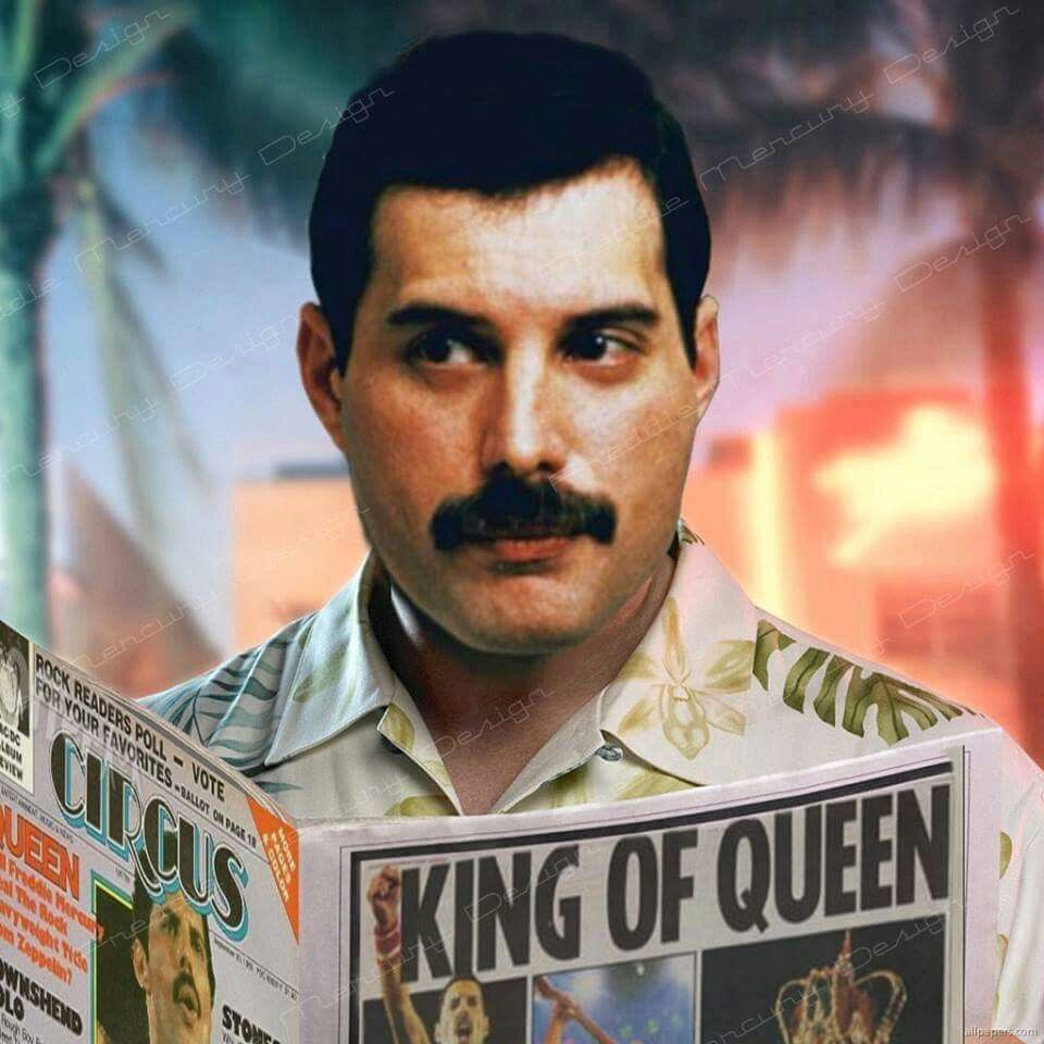 My king of Queen!