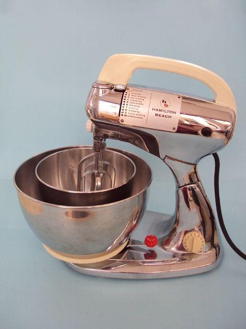 vintage mixers Vintage Hamilton Beach Mixer SOLD