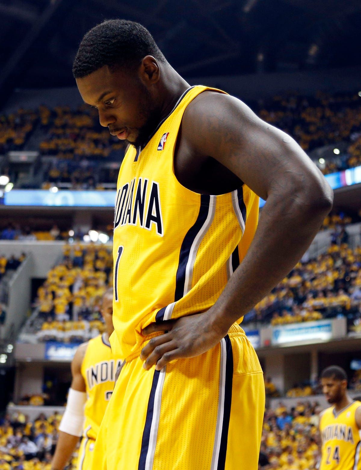 LANCE STEPHENSON ISN T WORTH BIGGER OFFER FROM PACERS in