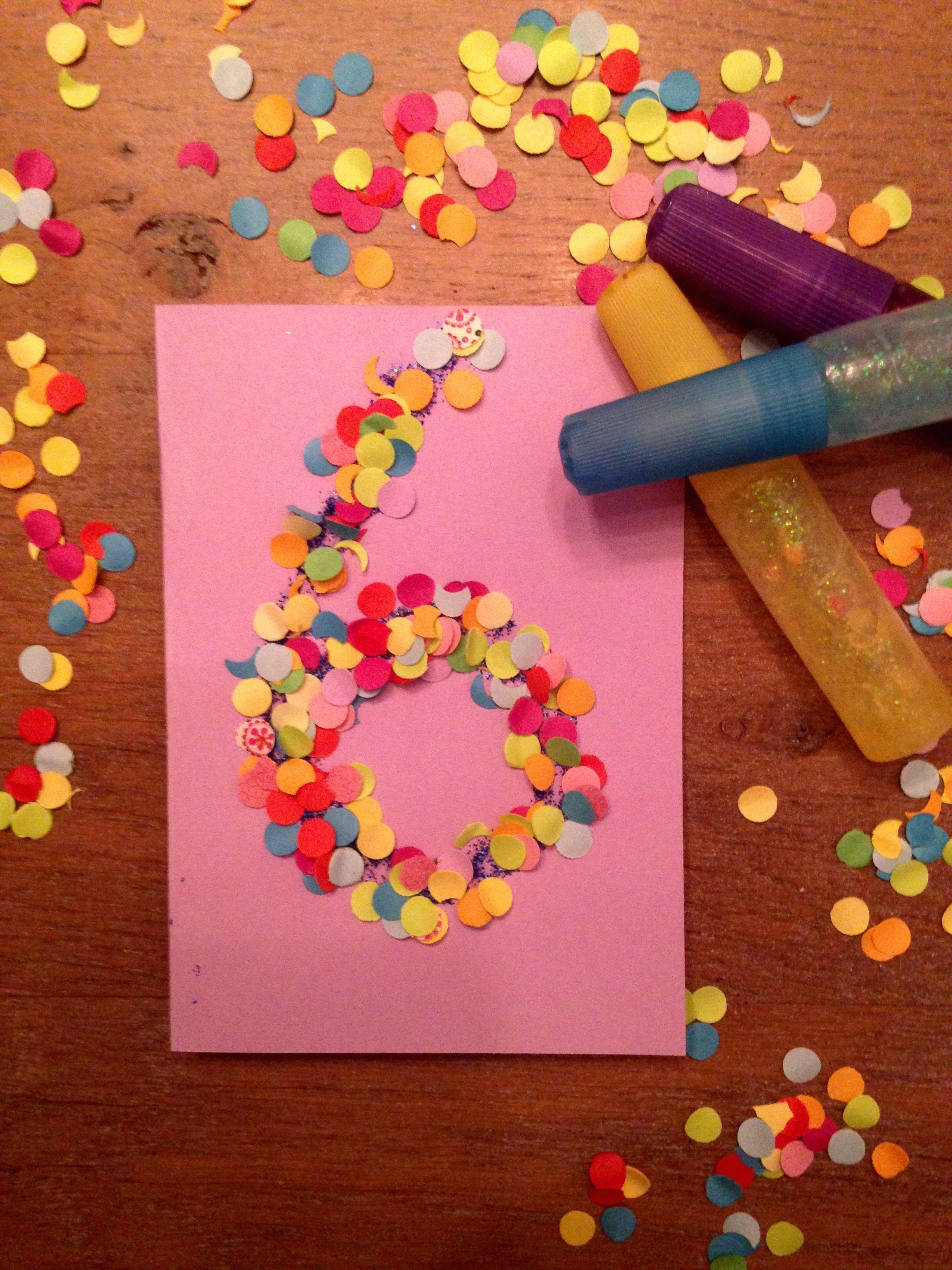Bastelt Eure Geburtstagseinladungen selber