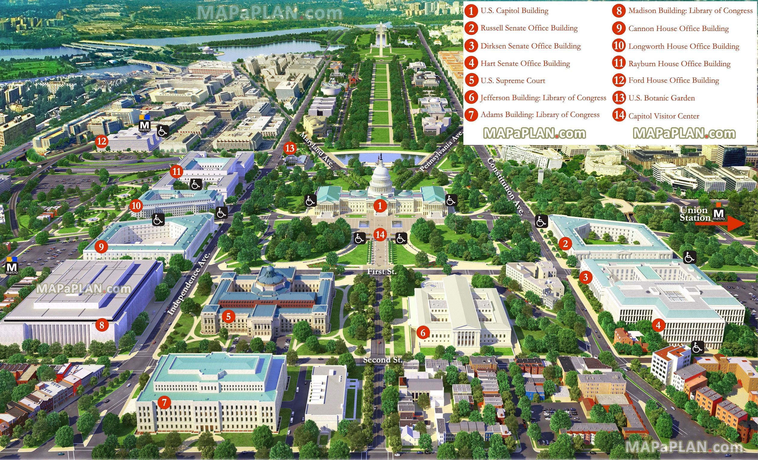 interior of white house washington dc – Map Of Tourist Attractions In Washington Dc