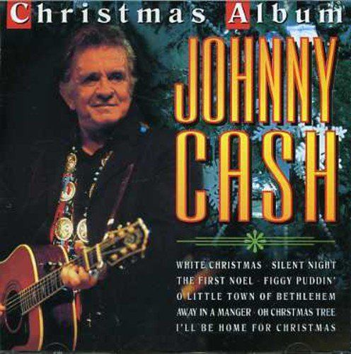 Pin By Ronald Vernon On Country Christmas Christmas Albums Johnny Cash Album