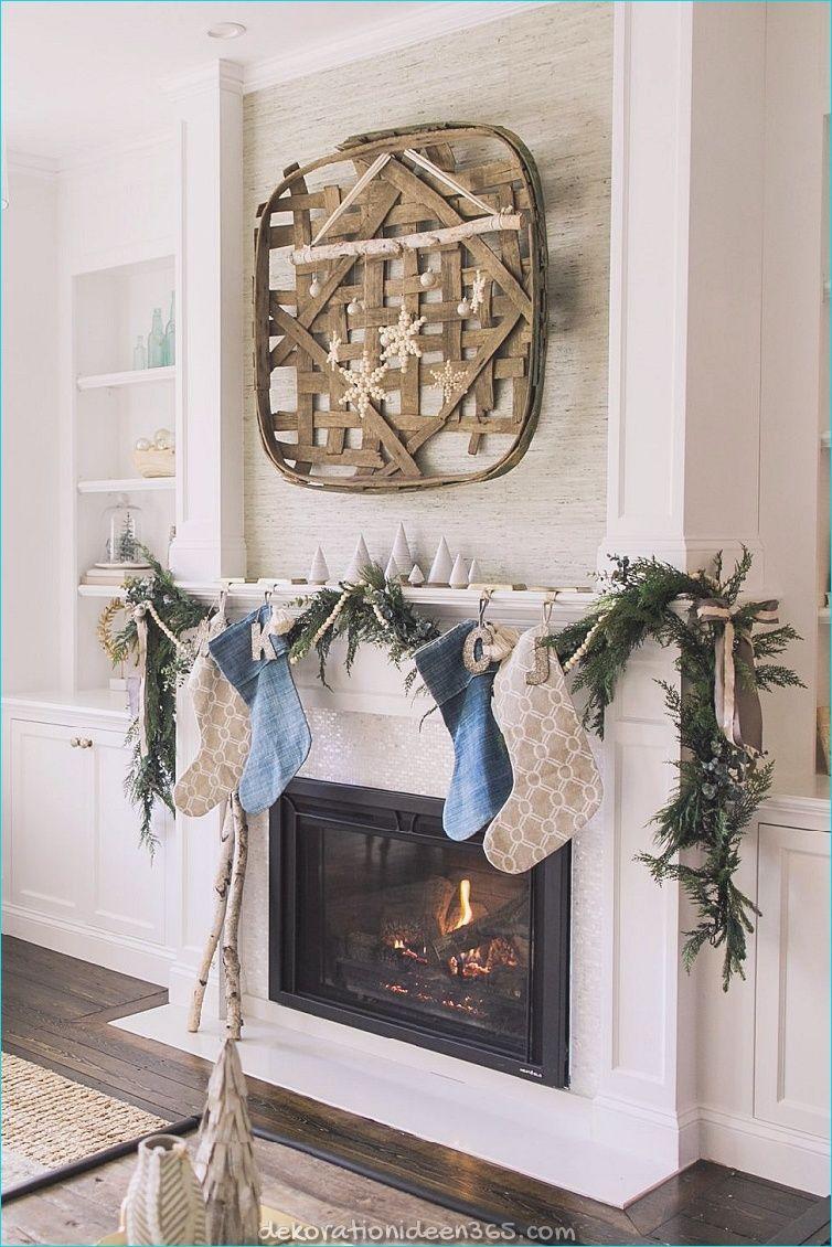 Dekorationen Fur Weihnachten Ideen Fur Modernes Interieur Wohnideen Fur Inspiration Weihnachten Kaminsims Mantel Dekorieren Weihnachten Dekoration