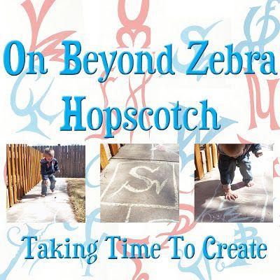 Fun Dr. Seuss Activities for On Beyond Zebra! On Beyond ...