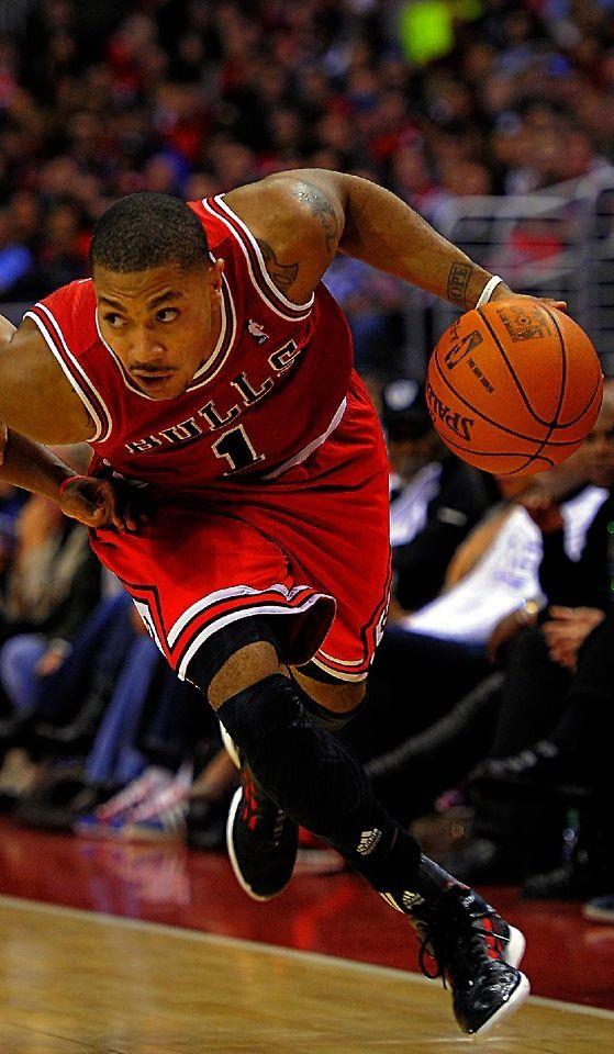 a08a1a730df Derrick Rose - Chicago Bulls