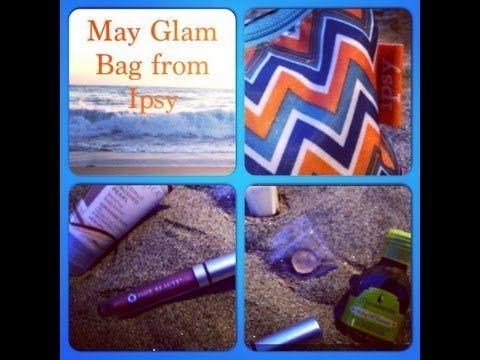 May Glam Bag from Ipsy