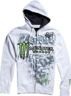 Fox Racing Monster Ricky Carmichael Replica Tinsel Town Zip