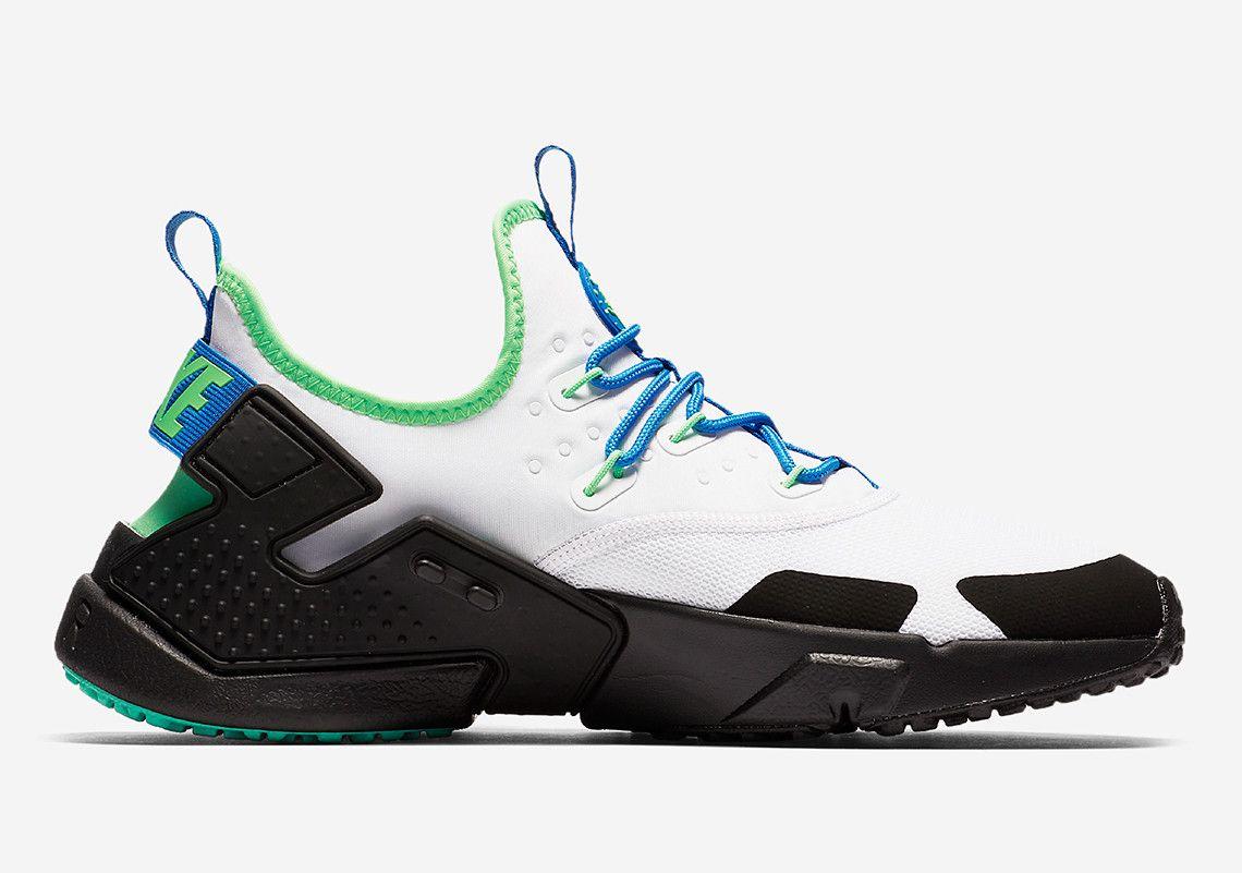 Nike Air Huarache Drift Scream Green AH7334-102 Available Now    SneakerNews.com