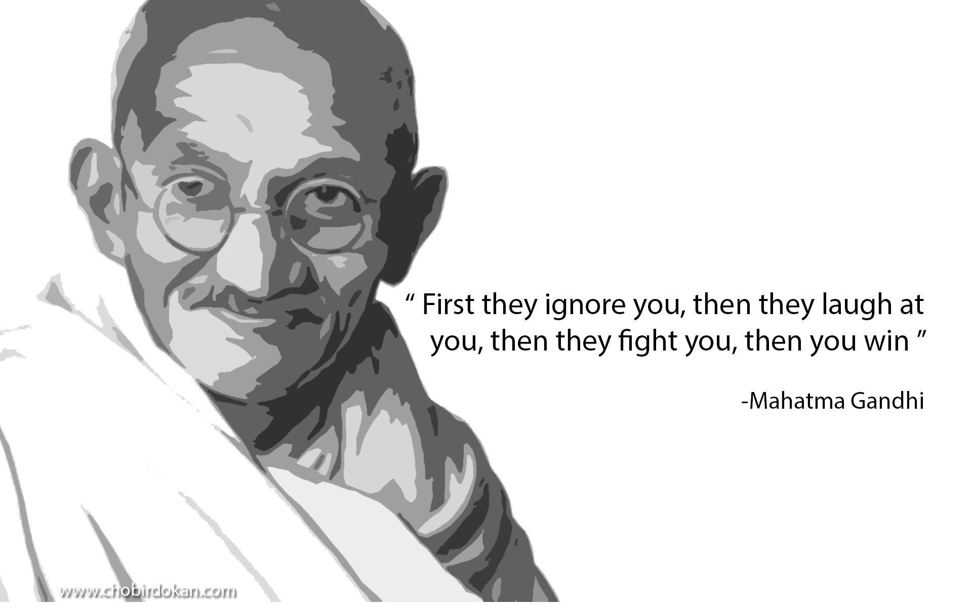Gandhi Love Quotes Simple Mahatma Gandhi Short Quotes About Love  Cute Romantic & Sad Love