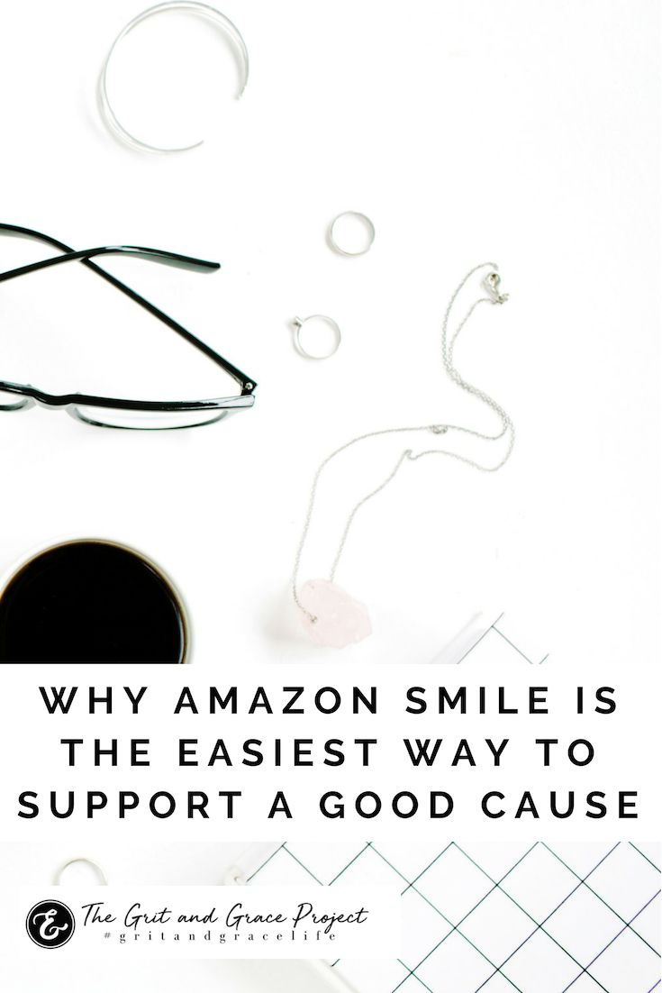 Why Amazon Smile Is the Easiest Way to Support a Good