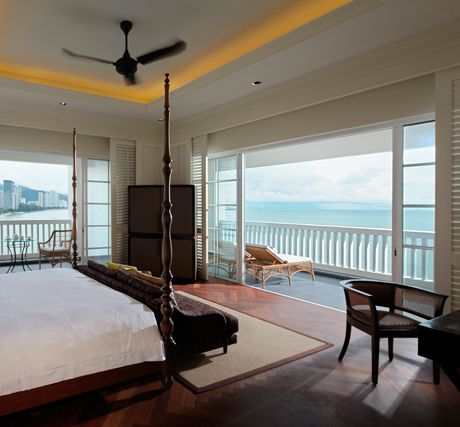 A Room In Victory Annexe Eastern Oriental Hotel Penang Malaysia