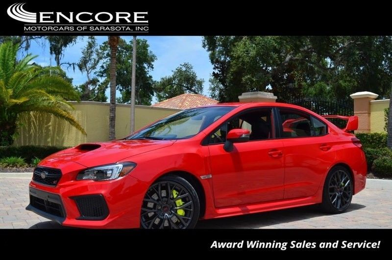For Sale 2018 WRX STI Manual W/Dominator Turbo & Cobb