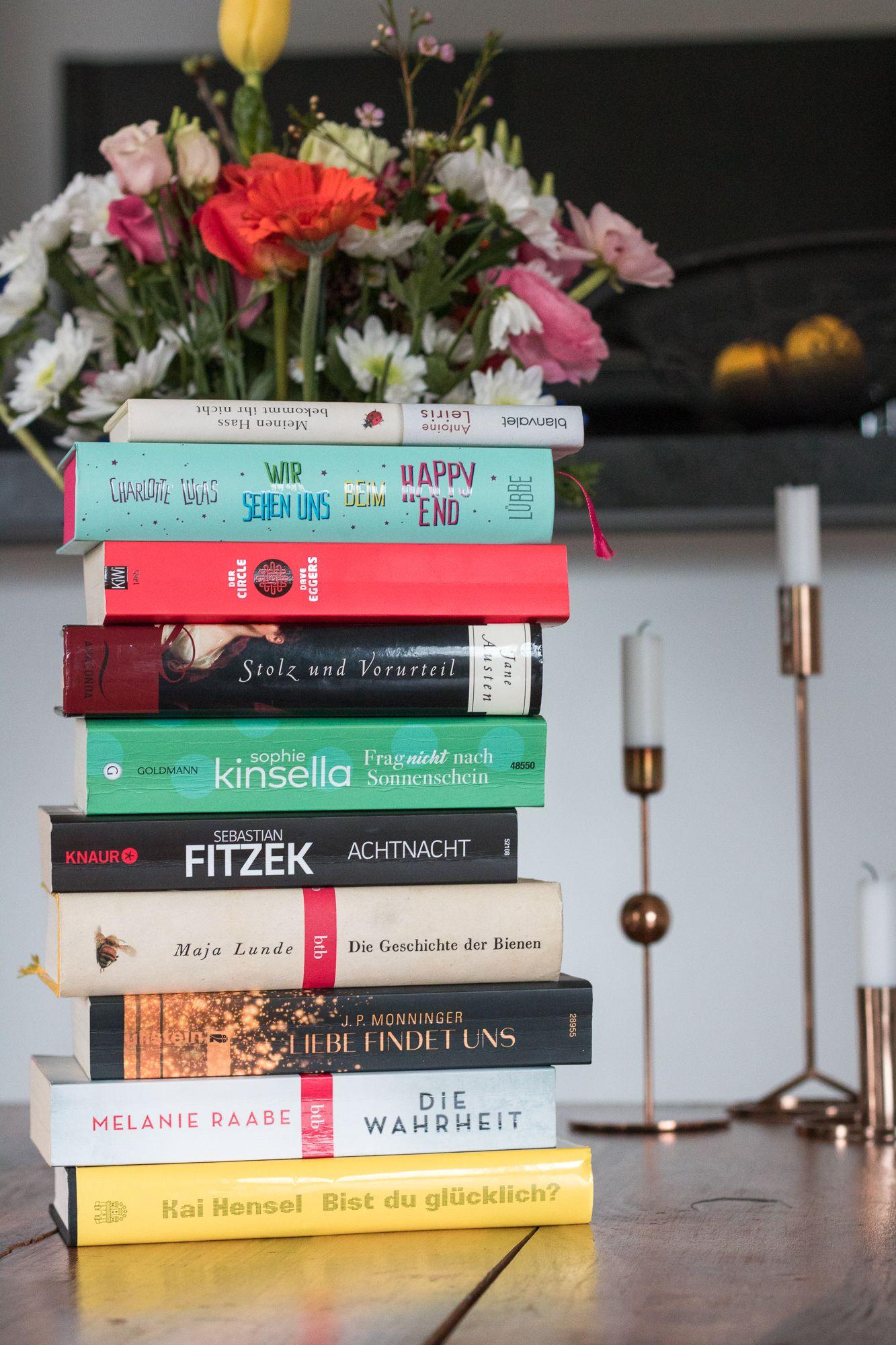 XXL Bücherpost 2018 - Teil 1 Welche Bücher ich euch empfehlen kann - MRS. BRIGHTSIDE - Fashion, Travel & Lifestyle Blog aus Hamburg & Düsseldorf