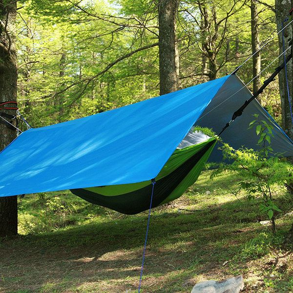 cheap camping mat buy quality camping shelter directly from china camping sun shelter suppliers  with silver coating gear outdoor tarpultralight sun     300cm x 300cm outdoor hammock havelock sunshade canopy sun shelter      rh   pinterest