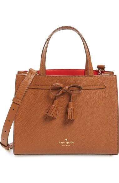 kate spade new york hayes street small isobel leather satchel 4098d0c9aa53d