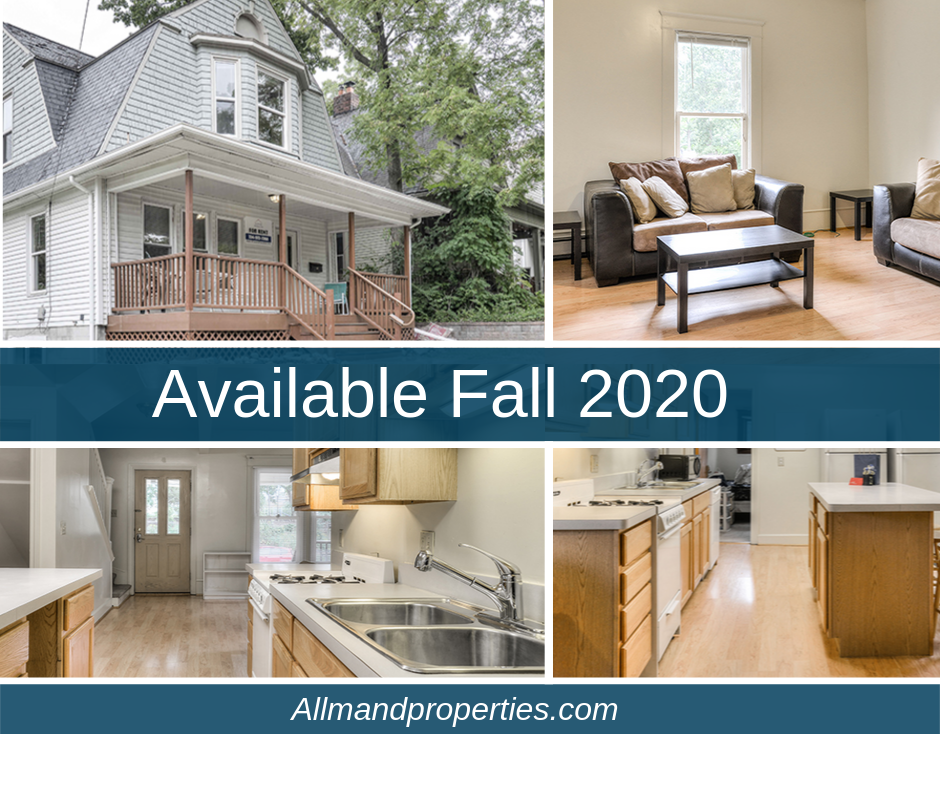 Ann Arbor Apartment Properties: 1601 S University Ave, Ann Arbor, MI 48104