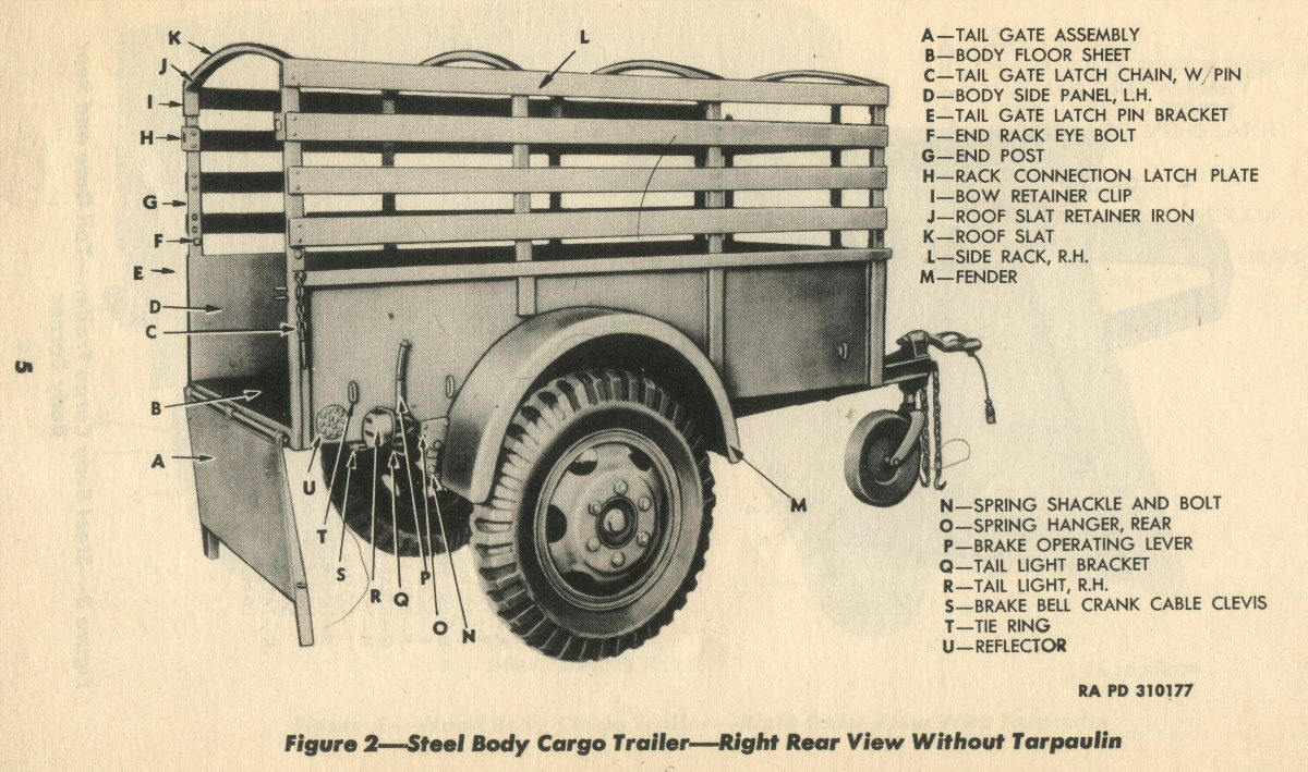 1 ton ben hur trailer gmc pinterest jeep willys jeeps and vehicle 1 ton ben hur trailer swarovskicordoba Image collections
