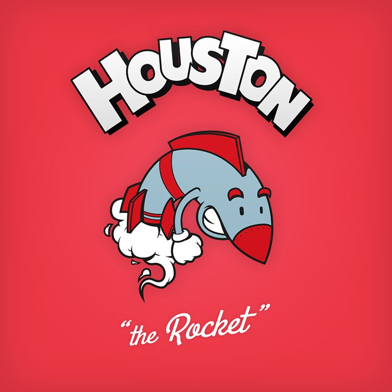 """The Rocket"""" By Www.babooncreation.com"""