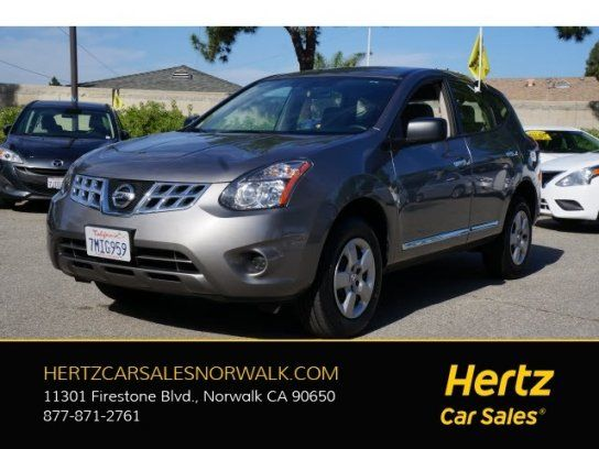 Sport Utility, 2015 Nissan Rogue Select FWD S with 4 Door
