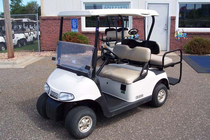 Used Golf Cars RM Golf Carts Ramsey MN Golf carts, Used