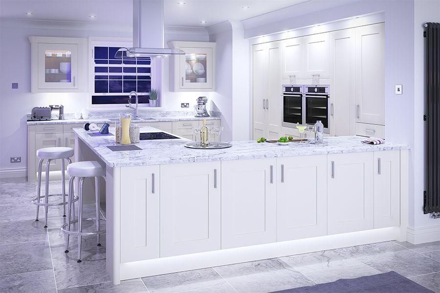 Beste Weiß Schüttler Küche Bilder Galerie - Küchenschrank Ideen ...