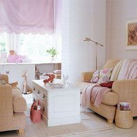 lavender livingroom