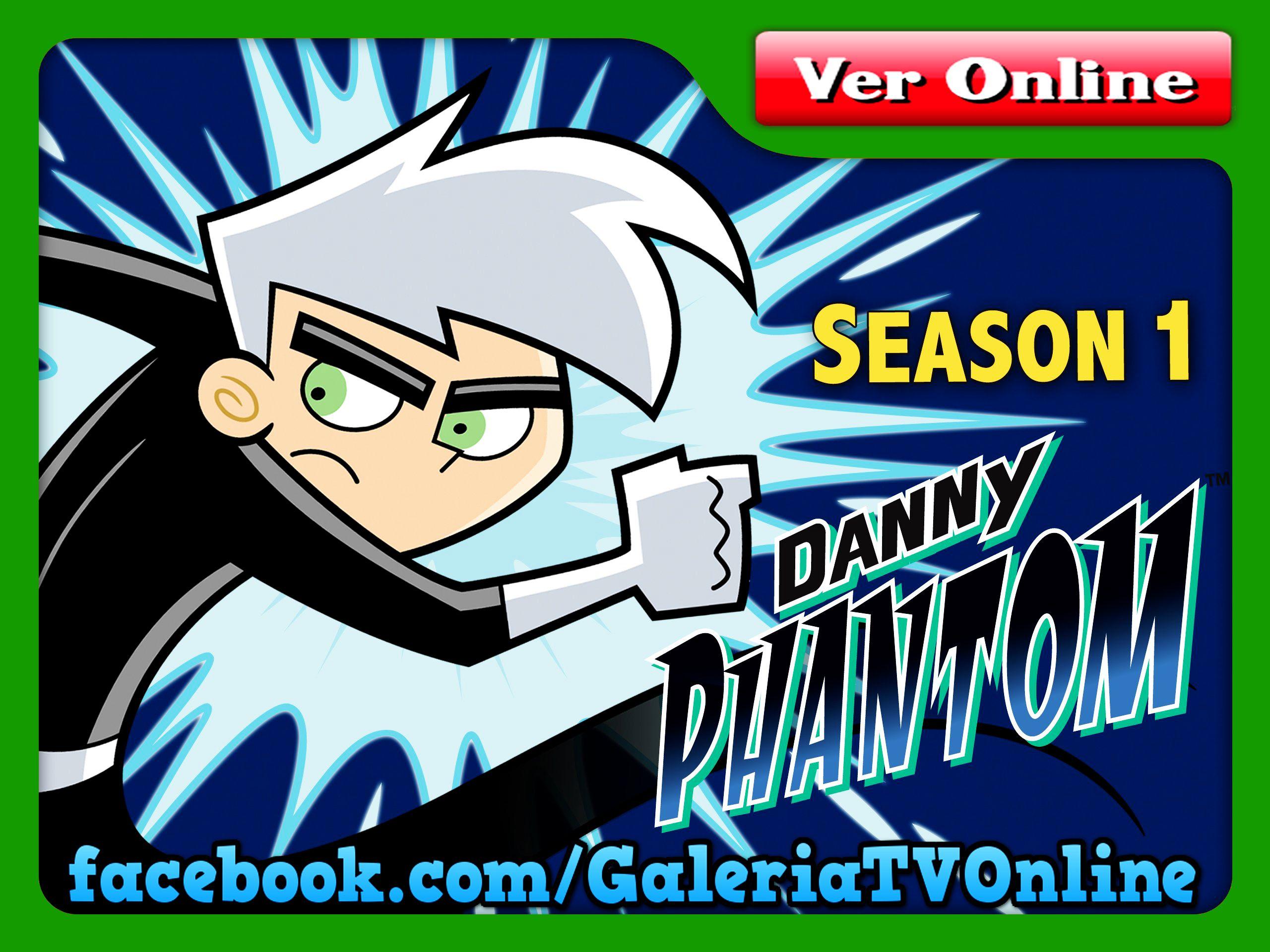 Danny Phantom Temporada 1 Online Latino Temporadas Ver Series Online Gratis Mejores Series Tv