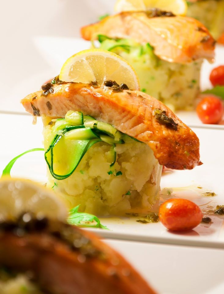 After a hard day on the slopes, you can refuel with a delicious three course evening meal, lovingly prepared by our skilled chalet chefs www.skibug.co.uk