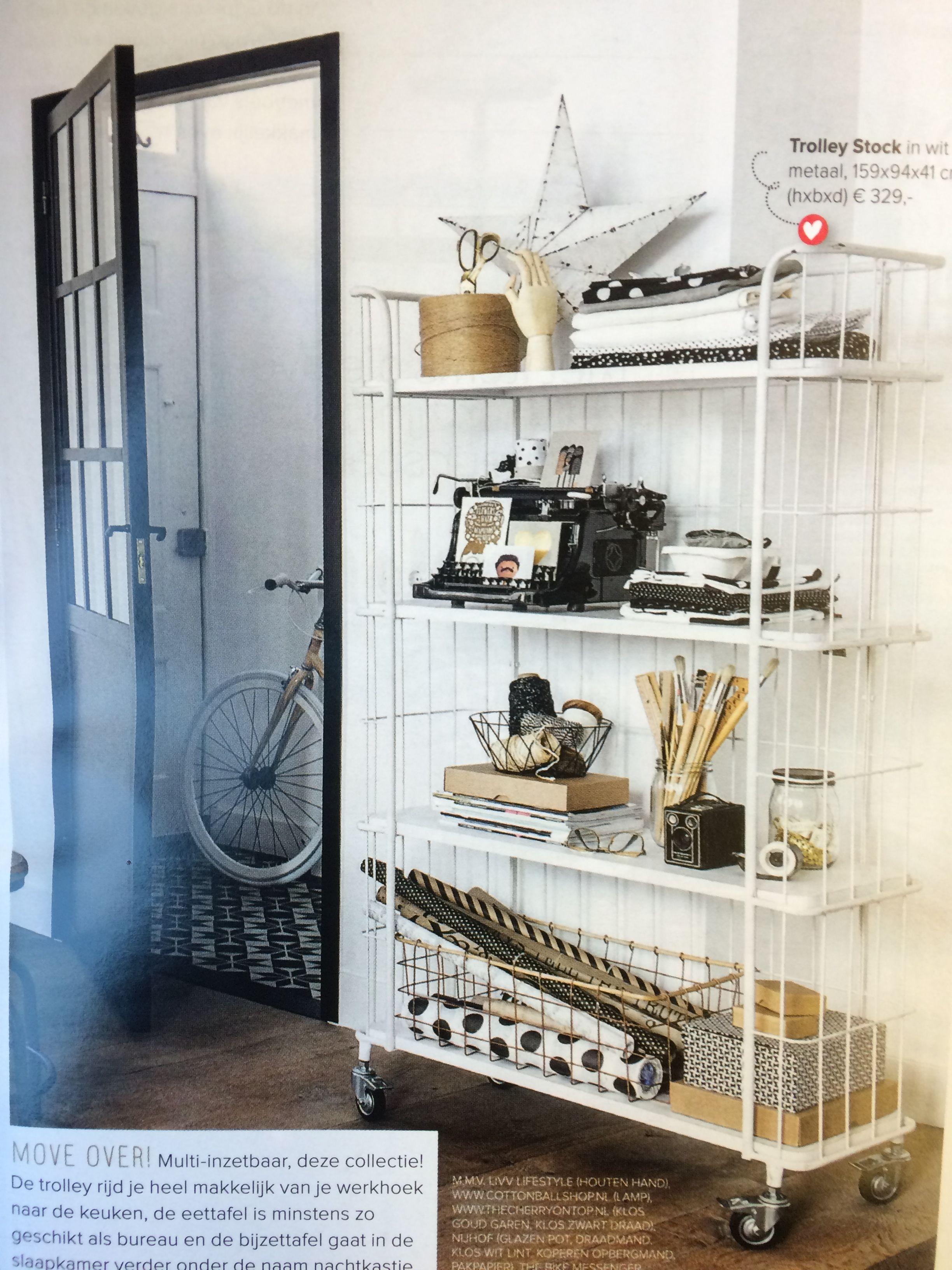 Trolley Keuken Ikea : Bakkersrek ls keuken