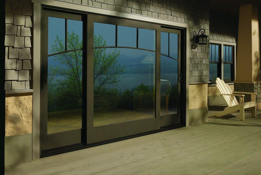 Andersen A Series Patio Door Exterior Door Designs House Exterior Double Doors Exterior