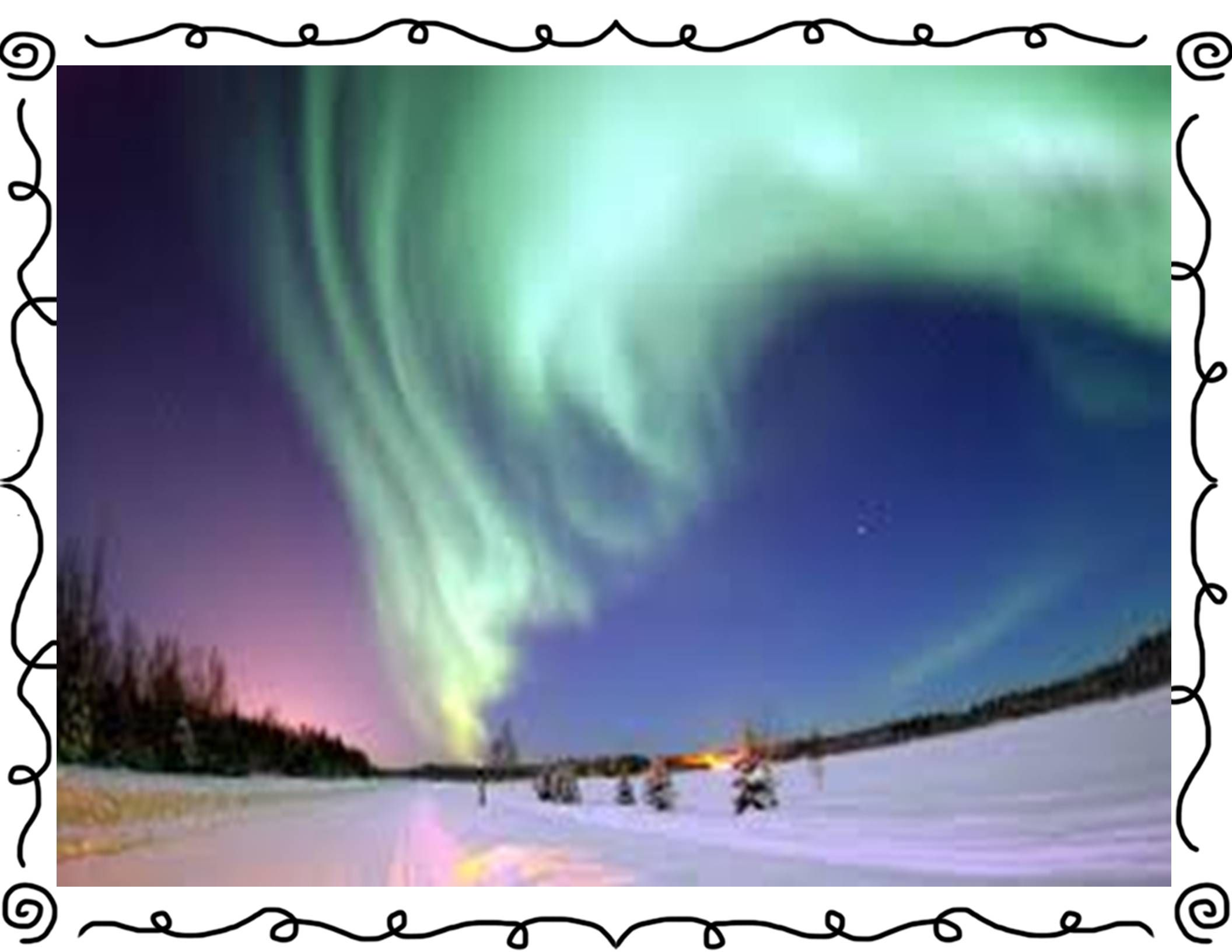 The Northern Lights Is Just One Of The Fascinating