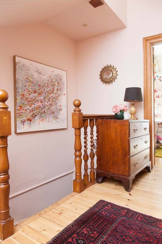 Euan Bedroom Design | A House Finds Its Heart In Color In Edinburgh Scotland Interiors