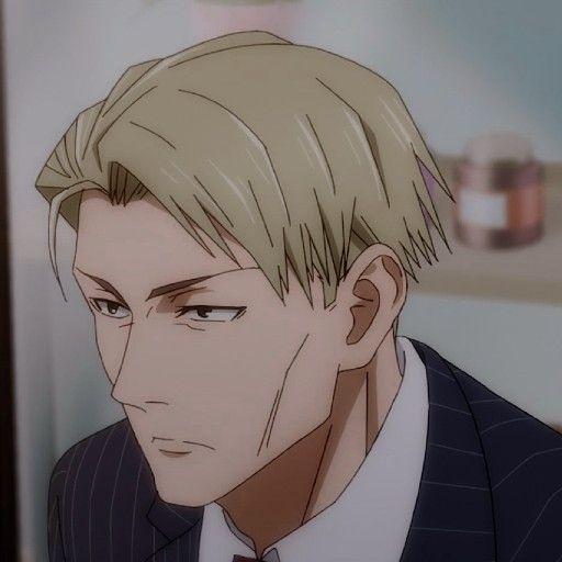 nanami icon   Jujutsu, Cute anime guys, Nanami