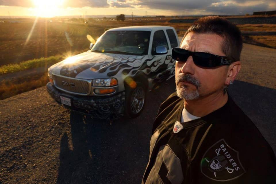 #DavisCA #RaiderNation #CustomTrucks http://www.davisenterprise.com/local-news/sunday-best/our-sunday-best-raider-fan-wears-his-heart-on-his-truck/