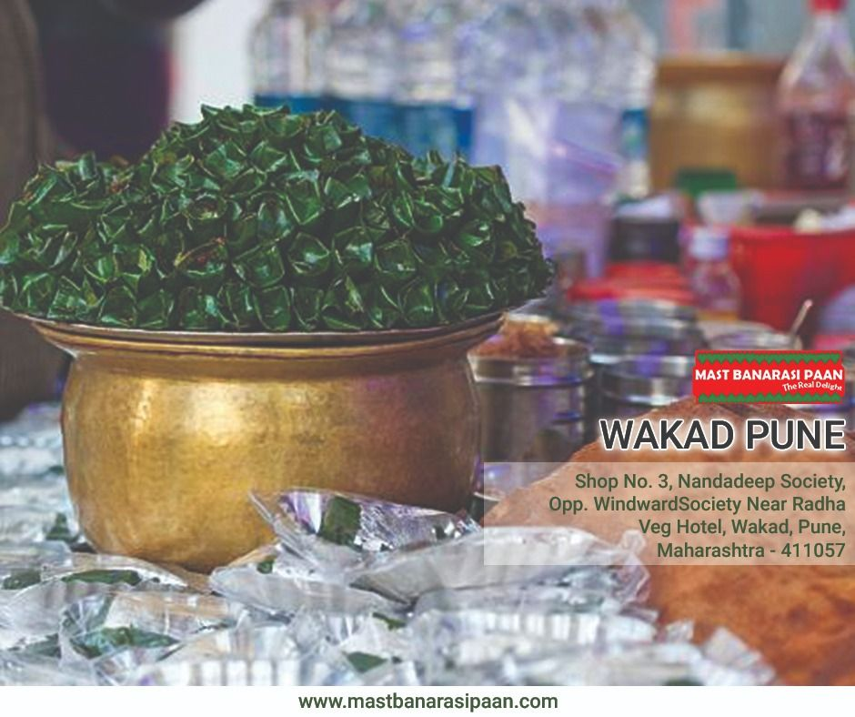 Mast Banarasi Paan Wakad Outlet Family Paan Cafe For Paan Franchise Visit Www Mastbanarasipaan Com Or Call At 8826094095 Paan Veg Hotel Veg Masts