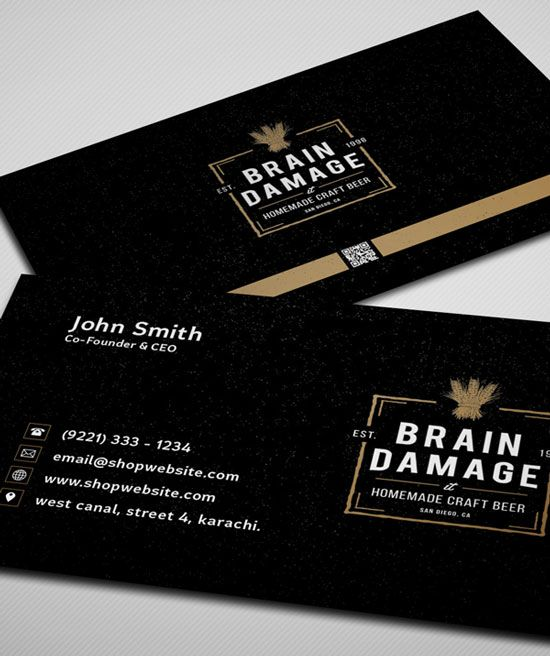 2017 free business card template 5 corporate identity pinterest 2017 free business card template 5 reheart Gallery