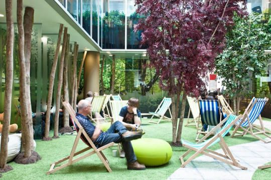 Google Offices Around The World Indoor Outdoor Work E Office Best Places
