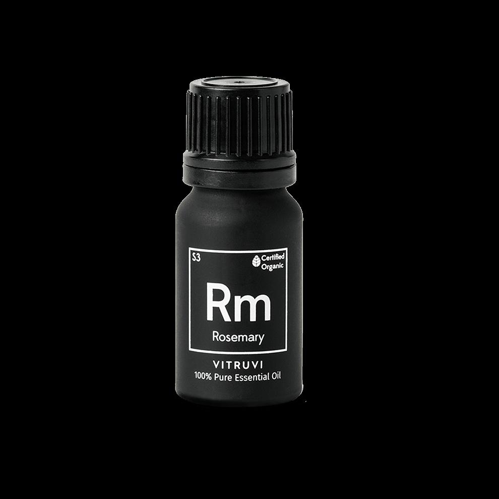 14+ Organic Rosemary Essential Oil   Vitruvi