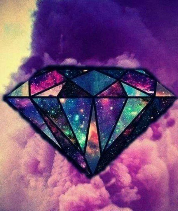 Download Free Cool Diamonds Galaxy Perfect Pink Wallpaper Tattoo To Use And Take Your Artist