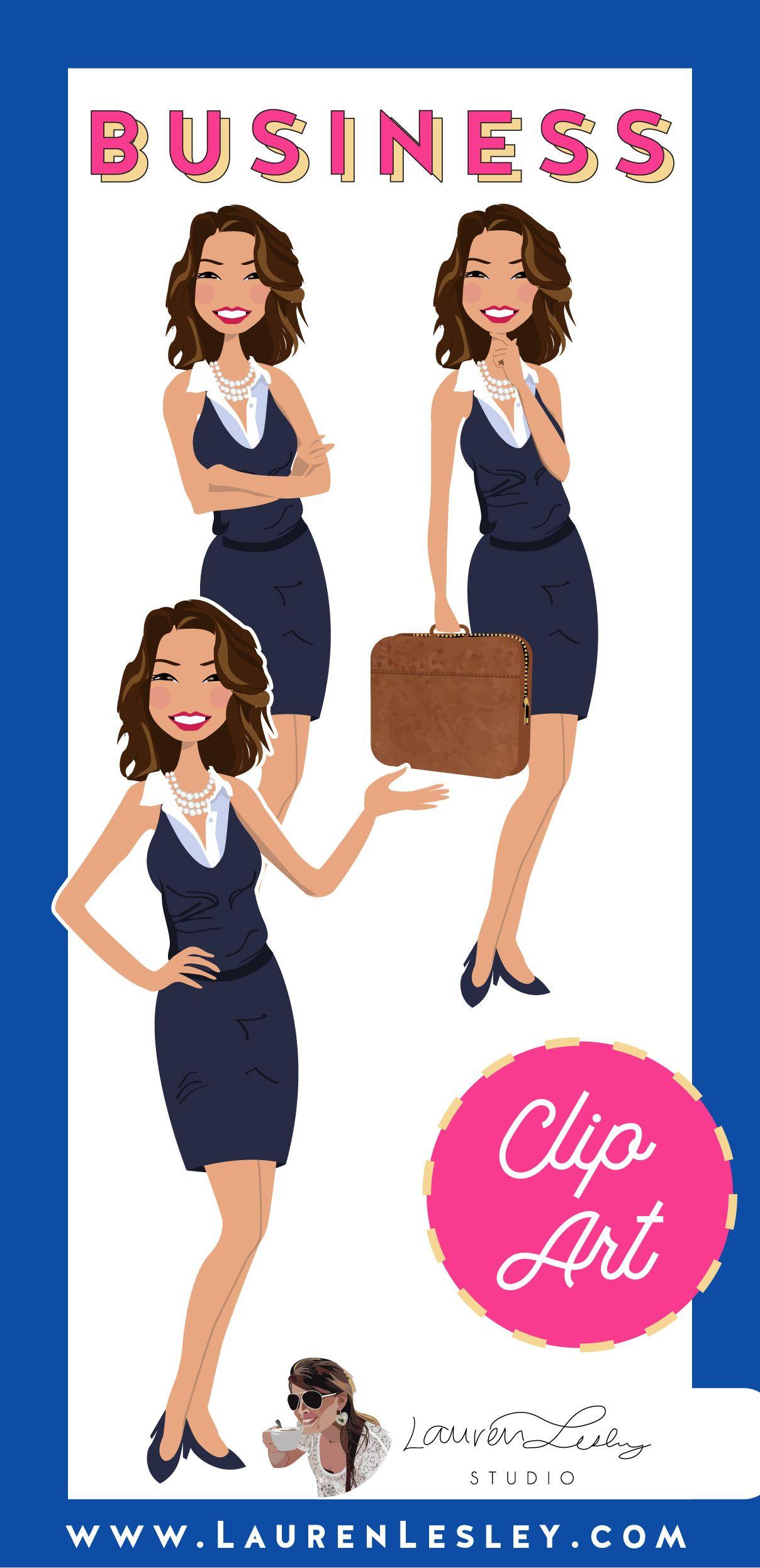 Business Clip Art Chin Clip art, Illustration art