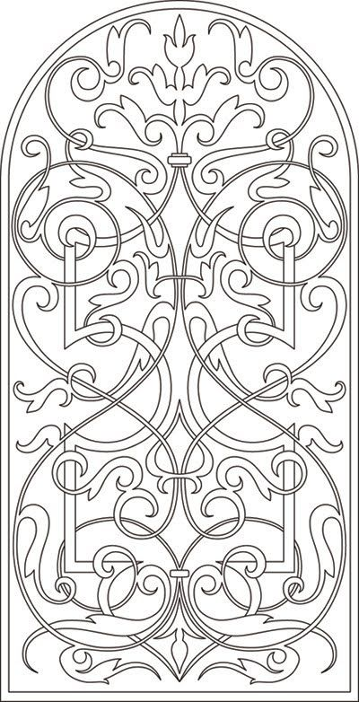 Looking At The Craft And Art Of Marquetry Vector Patterns Pattern Art Pattern Art Nouveau Design
